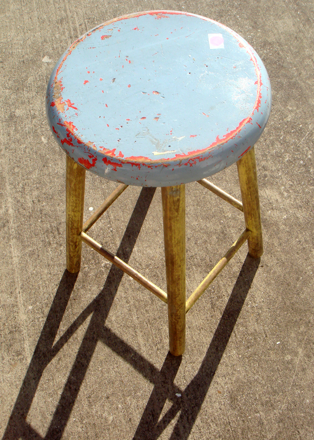 The Stool - Before