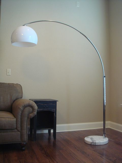 Arc lamp - AFTER
