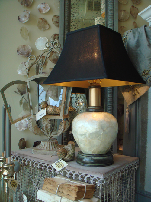 Shell Lamp - AFTER
