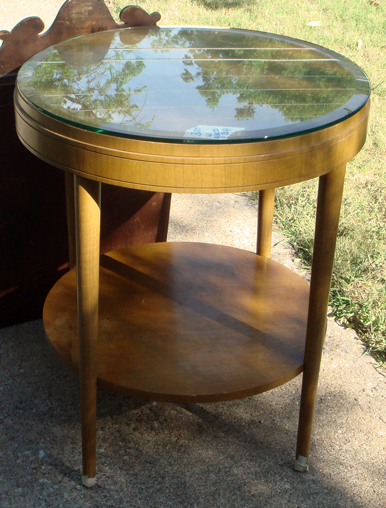 Side table - BEFORE