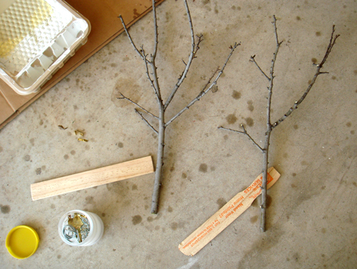 Twigs- Before