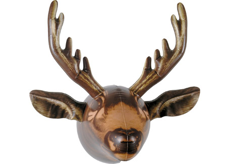 Inflatable moose