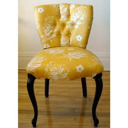 Victorian chair on Etsy