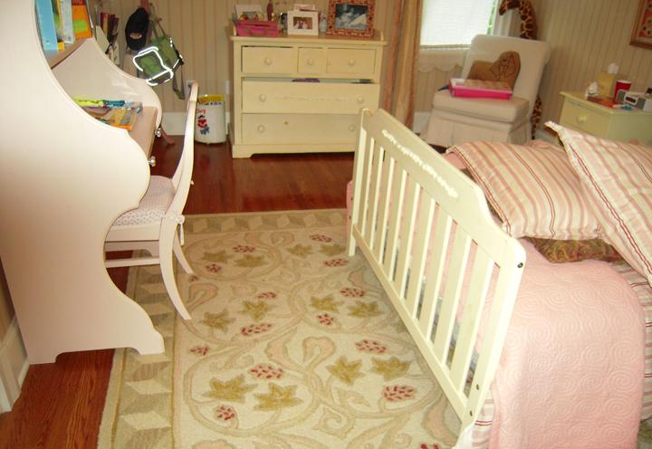 Birthday girl's room