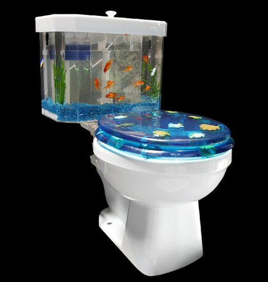 Simply: Fish n' Flush