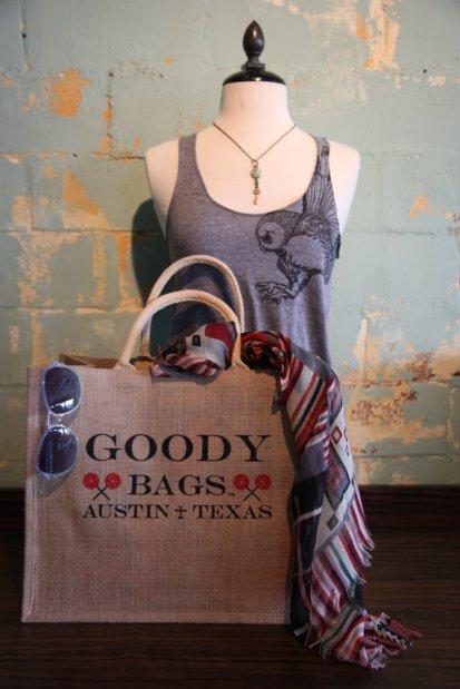 Goody Bag <3s Austin.
